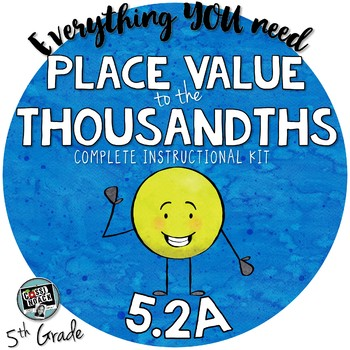 5 2A Place Value to the thousandths Expanded    by Cassi