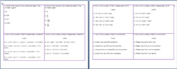 5.2A Task Cards