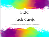 5.2C Task Cards Rounding Decimals
