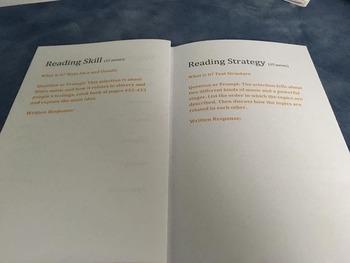 Reading Street 5.3 Week 4 Mahalia Jackson Reading Notes Student Booklet