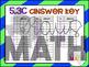 5.3C: Dividing by 2-Digit Divisors STAAR Test-Prep Task Cards (GRADE 5)