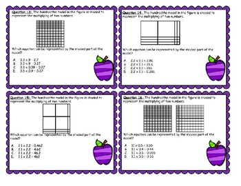 5.3D Multiplying Decimals with Models