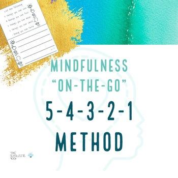5-4-3-2-1 Method: Mindfulness On The Go