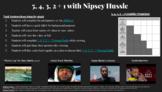 5, 4, 3, 2 + 1 with Nipsey Hussle