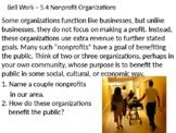 5.4 Nonprofits POWERPOINT (Marketing)