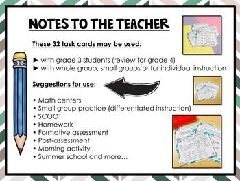5.4F: Order of Operations task cards {STAAR test prep}