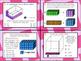 5.6A (DECK 2): Volume using Unit Cubes STAAR Test Prep Task Cards! (GRADE 5)