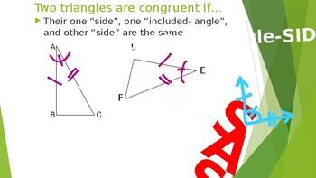 5.7 Side-Side-Side (SSS) & Side-Angle-Side (SAS) Proofs