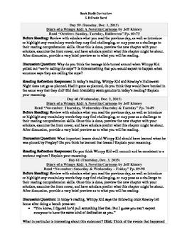 5-8 Grade Band Reading Curriculum/Program (December)