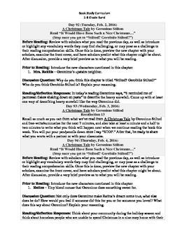 5-8 Grade Band Reading Curriculum/Program (February)