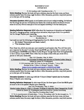 5-8 Grade Band Reading Curriculum/Program (March)