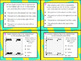 5.8A (DECK 2): Parts of a Coordinate Plane STAAR Test Prep Task Cards!