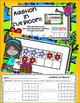 5 ADDITION DIGITAL TASK CARD STATIONS - Combining Sets, Counting On, Tens Frames