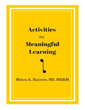 5 Activities for Meaningful Learning