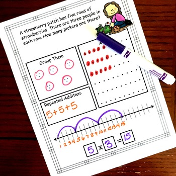 5 Activities to Learn About Multiplication and Practice Multiplication Facts
