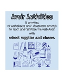 5 Avoir Activities