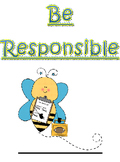 5 Bees - Classroom expectations
