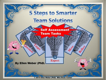 5 Brain Based Steps to Smarter Team Solutions