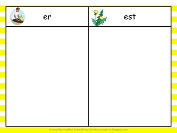 5 Centers for A Weed Is a Flower Gr 2 Unit 3 Week 5 {compa