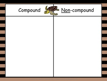 5 Centers for Anansi Goes Fishing Gr 2 Unit 3 Week 3 {compound words}