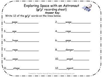 5 Centers for Exploring Space Gr 2 Unit 1 Week 2 {c/s/, g/j/, s/z/}