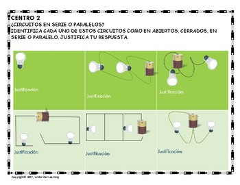 Spanish Centers on Electricity / 5 Centros Sobre La Electricidad
