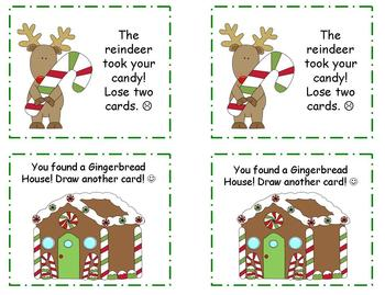 5 Christmas Dolch Sight Word Games