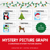 5 Christmas Mystery Graph Pictures