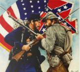 5 Civil War Project Choices with 5 Rubrics (differentiated)