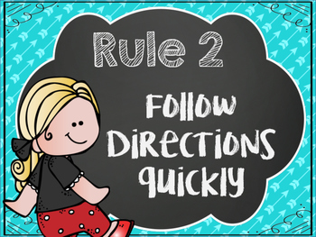 5 Class Rules with Melonheadz kidlettes