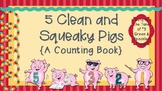 5 Clean and Squeaky Pigs Songbook