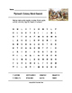 Colonial America Word Search Bundle Pack (Grades 4-5)