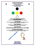 5 Colors for Recorders- Reproducible!