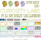 5 Curiosity Labs of Inquiry Learning: American History Bundle #3
