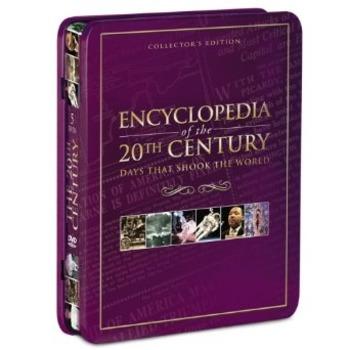 5 DVD set - Encyclopedia of the 20th Century