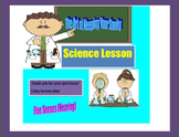 5 Day Lesson Plan on the Five Senses (Hearing)
