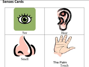 5 Day Lesson Plan on the Five Senses (Smell)