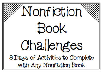 5-Day Non-Fiction Book Challenge