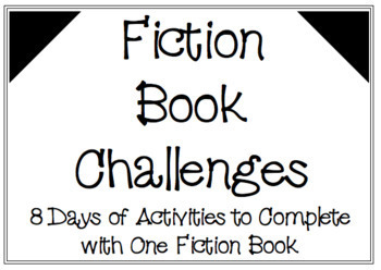 5-Day Reading Challenge (Fiction Book)