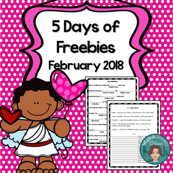 5 Days of Freebies 2018 Day #2