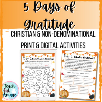 Thanksgiving And Religion Worksheets Teaching Resources Tpt