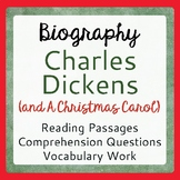 Charles Dickens and A Christmas Carol