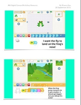 STEM/Coding, 5 Debugging Challenges for Scratch Jr IOS/Android App