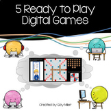 5 Digital Games for Distance or Classroom Learning