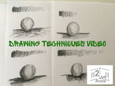 5 Drawing Techniques Video