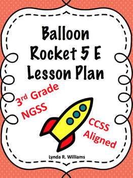 Stem Balloon Rocket Lesson On Force And Motion By Lynda R Williams