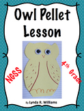 5 E Owl Pellet Inquiry Lesson NGSS Aligned With Interactive Notebook Flaps