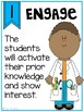 5 E's of Science Posters