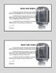 Editable ELA Rubrics Pack
