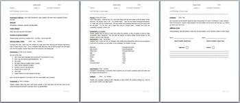 Bundle of 5 ESL English Lesson Plans for Grade 11 (upper s